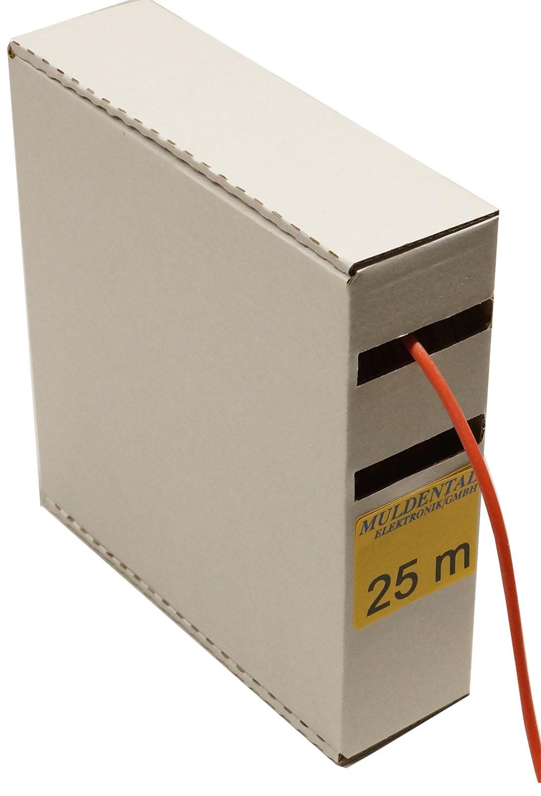 Litzen ein-/zweiadrig PVC, Sil., PTFE|Silikonlitze, verpackt1