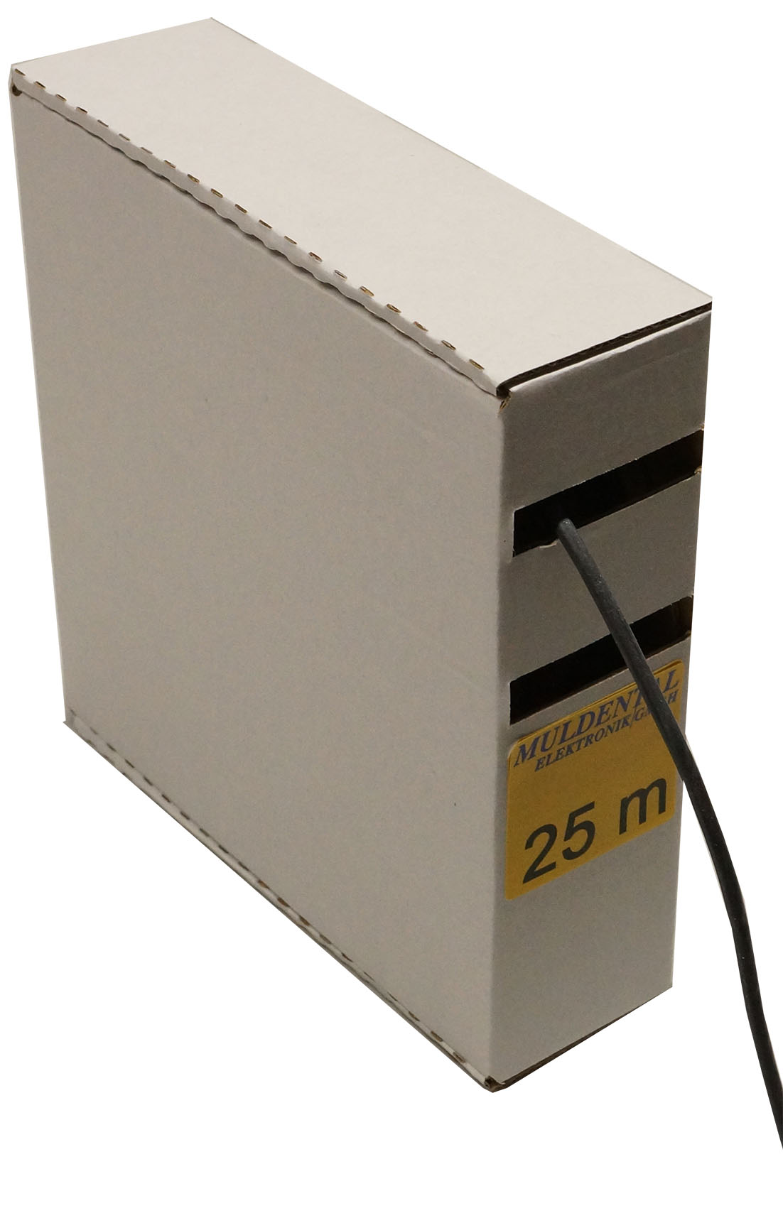 Litzen ein-/zweiadrig PVC, Sil., PTFE Silikonlitze, verpackt1