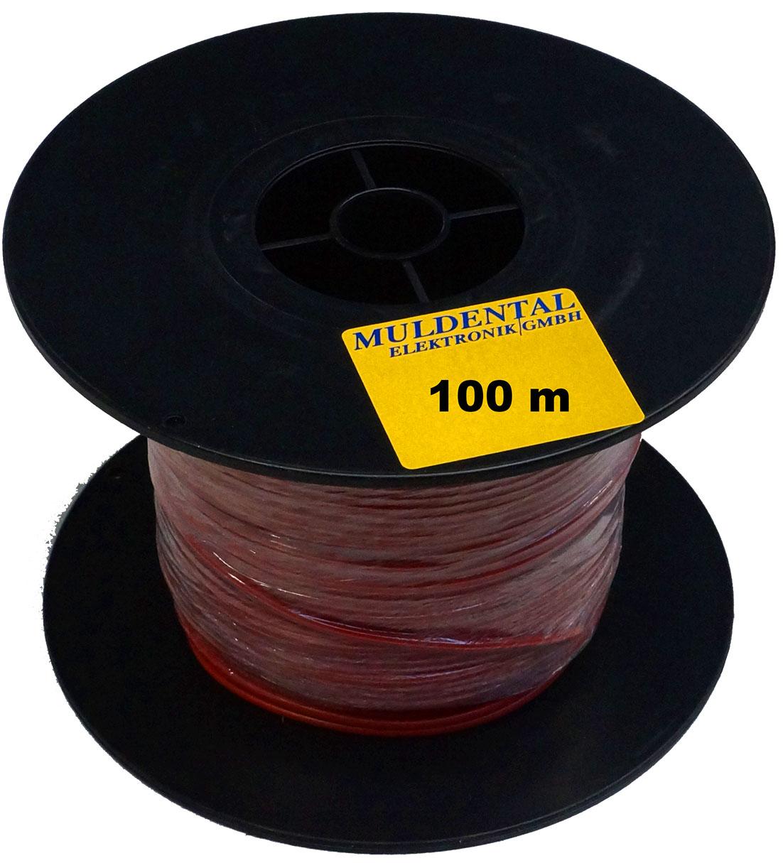 Litzen ein-/zweiadrig PVC, Sil., PTFE Silikonlitze Großgebinde1